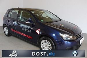 Volkswagen Golf VI Trendline, 1,6 TDI, 5-Gang Klima Navi