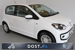 Volkswagen up ! cheer up! , 1,0 Benzin, 5-Gang Klima Navi
