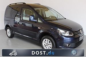 Volkswagen Caddy Comfortline, JAKO O Edition, 1,6 TDI, DSG