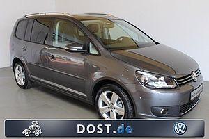 Volkswagen Touran Life, 1,6 TDI, DSG Klima Navi