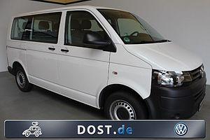 Volkswagen T5_Kombi T5 Kombi KR, 2,0 TDI, 5-Gang Klima Fenster el.