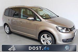 Volkswagen Touran Comfortline CUP, 1,6 TDI, 6-Gang Klima