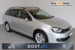 Volkswagen Golf VI Variant Match, 1,2 TSI, 6-Gang Klima