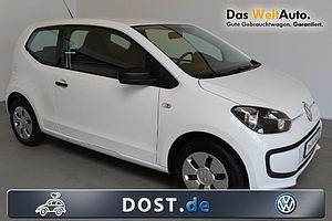Volkswagen up ! take up! , 1,0, 5-Gang