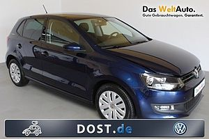 Volkswagen Polo Team , 1,2, 5-Gang Klima Einparkhilfe