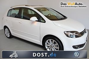 Volkswagen Golf Plus Highline, 1,4 TSI, 6-Gang Klima