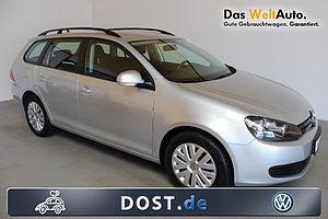 Volkswagen Golf VI Variant BlueMotion, 1,6 TDI, 5-Gang