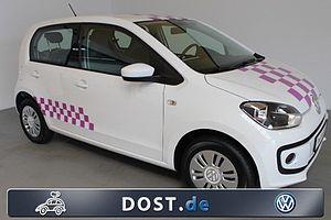 Volkswagen up ! Move up, 1,0 Benziner, 5-Gang Klima