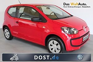 Volkswagen up ! take up! , 1,0 Benziner, 5-Gang Klima