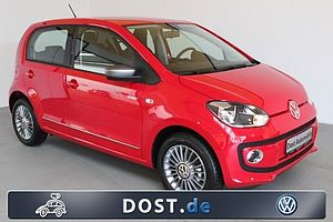 Volkswagen up ! Cheer, 1,0 Benzin, 5-Gang Klima Navi