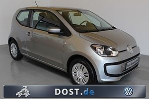 Volkswagen up ! move UP! 1,0 Benzin, 5-Gang Klima Navi