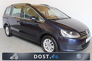 Volkswagen Sharan Comfortline, 2,0 TDI, DSG Klima