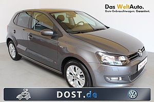 Volkswagen Polo Life, 1,2 Benzin, 5-Gang Klima