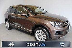 Volkswagen Touareg Exclusive, 4,2 TDI, Automatik Klima