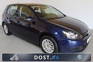 Volkswagen Golf VI Trendline, 1,6 TDI BMT, 5-Gang Klima