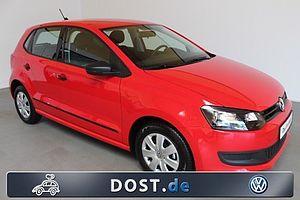 Volkswagen Polo Trendline, 1,2 Benzin, 5-Gang Klima Navi