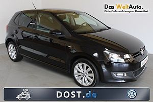 Volkswagen Polo Match, 1,2 TSI, 6-Gang Klima Einparkhilfe