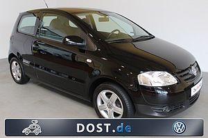 Volkswagen Fox Style, 1,2 Benzin, 5-Gang Klima