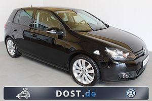 Volkswagen Golf VI Team, 1,6 TDI, 5-Gang Klima Navi