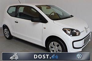 Volkswagen up take up! 1,0 l (60 PS) 5-Gang Klima