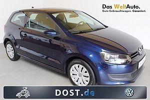 Volkswagen Polo Comfortline, 1,6 TDI, 5-Gang Klima Navi