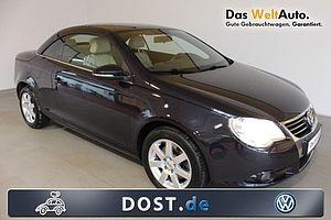 Volkswagen Eos , 2,0 TDI, 6-Gang Klima Navi Leder