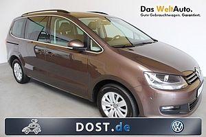 Volkswagen Sharan Comfortline, 1,4 TSI, DSG Klima Leder