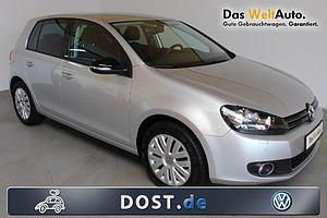 Volkswagen Golf VI Style, 1,2 TSI, 6-Gang Klima