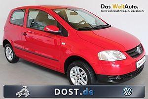 Volkswagen Fox Style, 1,4 TDI, 5-Gang Klima