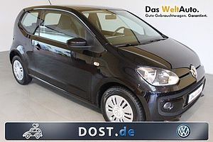Volkswagen up ! move up! , 1,0 Benzin, 5-Gang Klima Navi
