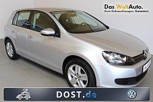 Volkswagen Golf VI Comfortline, 1,4 Benzin, 5-Gang Klima