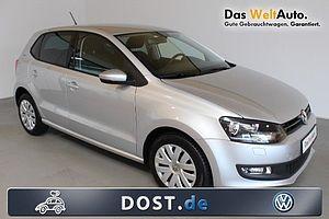 Volkswagen Polo Team, 1,2 Benzin, 5-Gang Klima