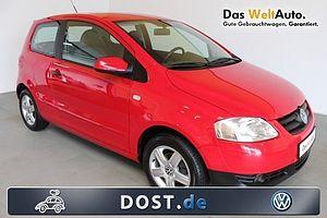 Volkswagen Fox Style, 1,2 Benzin, 5-Gang Klima Fenster el.