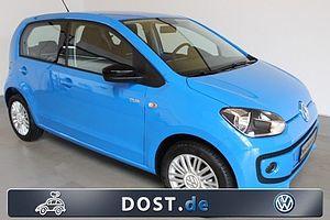 Volkswagen cup up! 1,0 l (75 PS) 5-Gang Navi Fenster el.