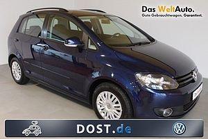 Volkswagen Golf Plus Trendline, 1,6 TDI, 5-Gang Klima Navi