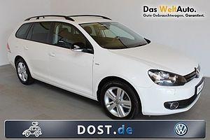 Volkswagen Golf VI Variant Match, 1,4 TSI, 6-Gang Klima
