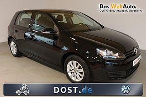 Volkswagen Golf VI, 1,2 TSI, 6-Gang Klima Schiebedach el.