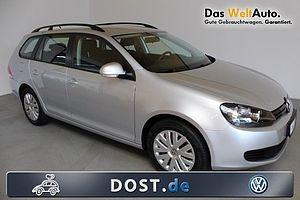 Volkswagen Golf VI Variant, 1,6 TDI DPF, 5-Gang Klima