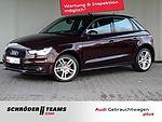 Audi A1 Sportback 1.4 TFSi S tronic S line Panorama N