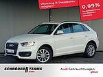 Audi Q3 2.0 TDi quattro S tronic Sitzheizung