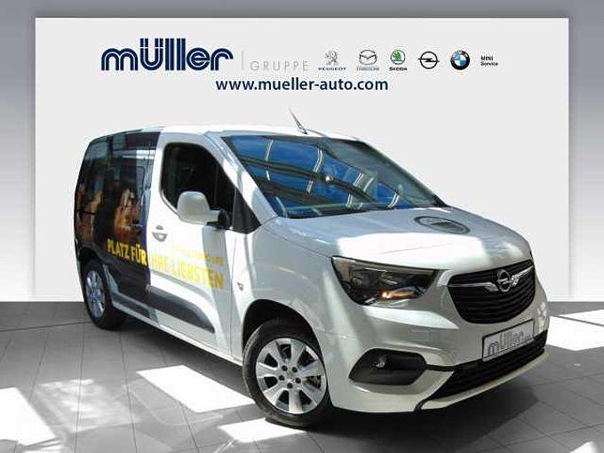 Opel Combo Life 1.2 Turbo Start/Stop Edition