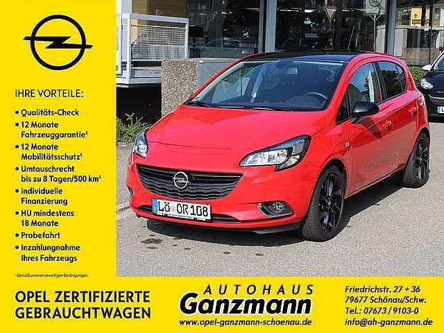 Opel Corsa 1.4 Turbo (ecoFLEX) Start/Stop Color Edition ./. 5.000,00 €
