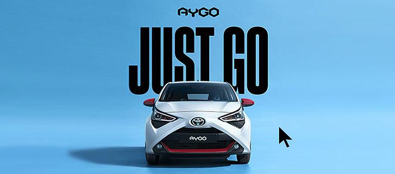 Toyota Aygo Angebot