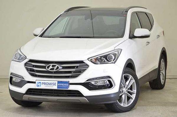 Hyundai Santa Fe Diesel 2.2CRDi 4x2 Tecno 7s Aut. Tecno