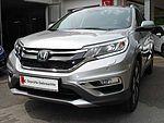 Honda CR-V 1.6i DTEC 4WD Automatik Executive *Sensing, AHK, EURO 6*