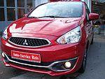 Mitsubishi Space Star 1.2 Edition 100+ 'Navi, Klima, Sitzheizung, Allwetterreifen*