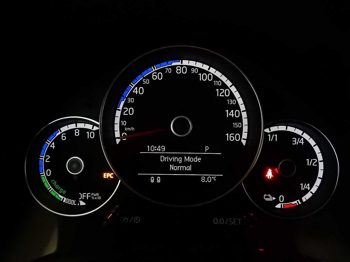 Volkswagen e-up! 82 CV