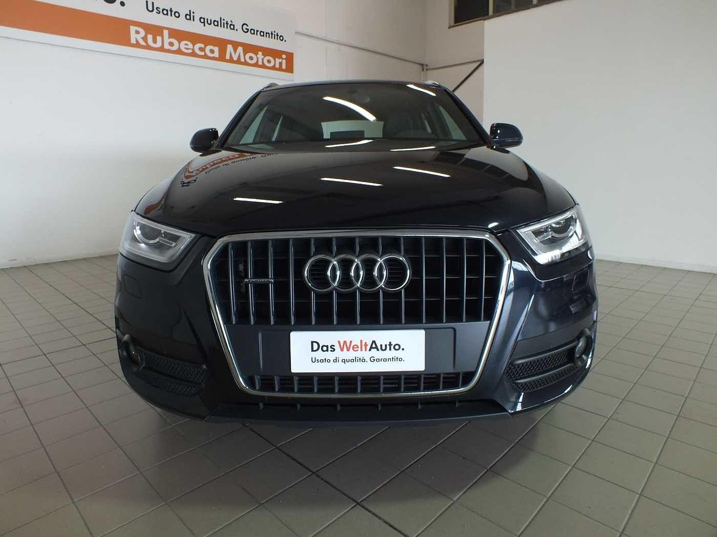 Audi Q3 2.0 TDI quattro S Line Edition