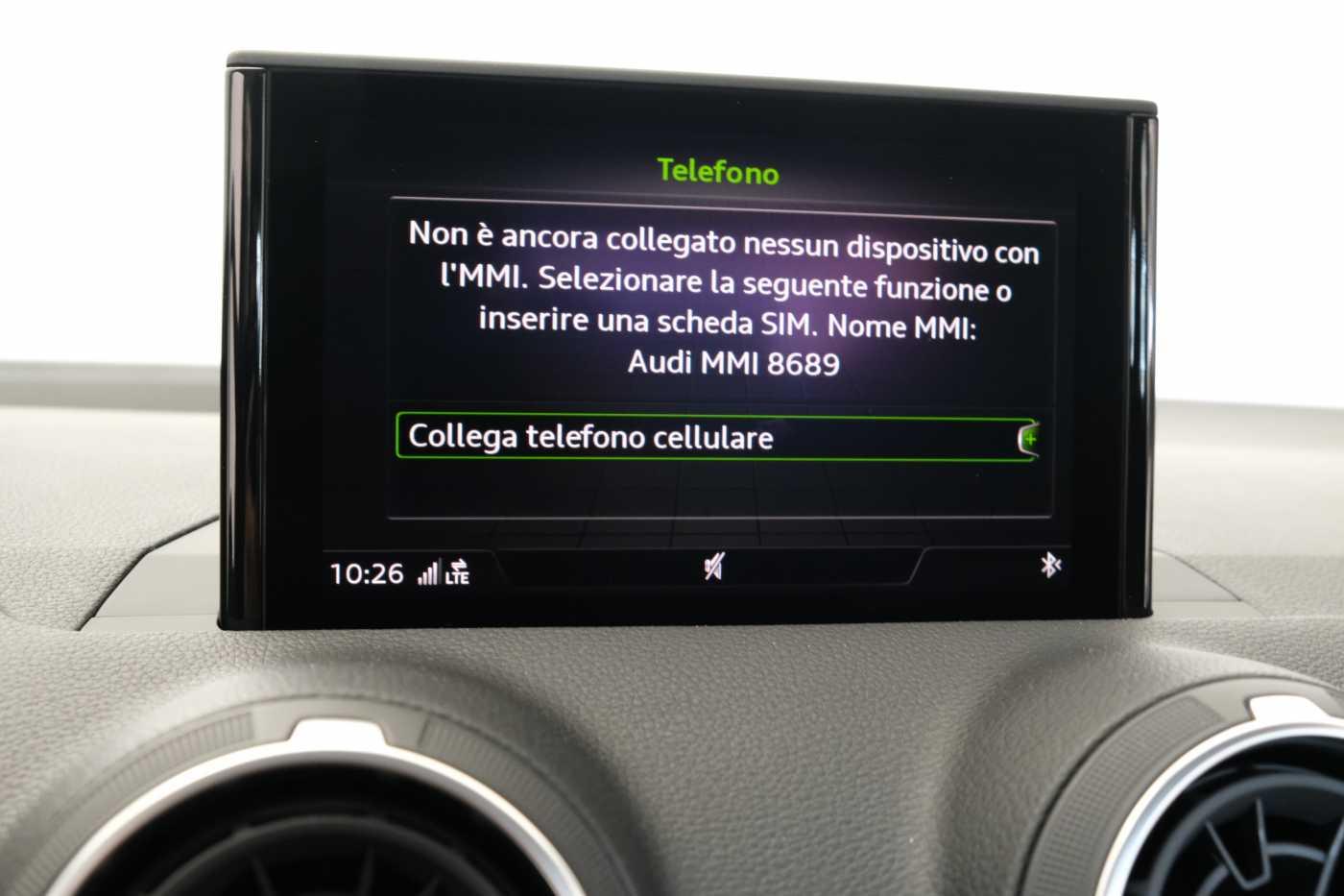 Audi Q2 30 1.6 TDI 116CV Admired