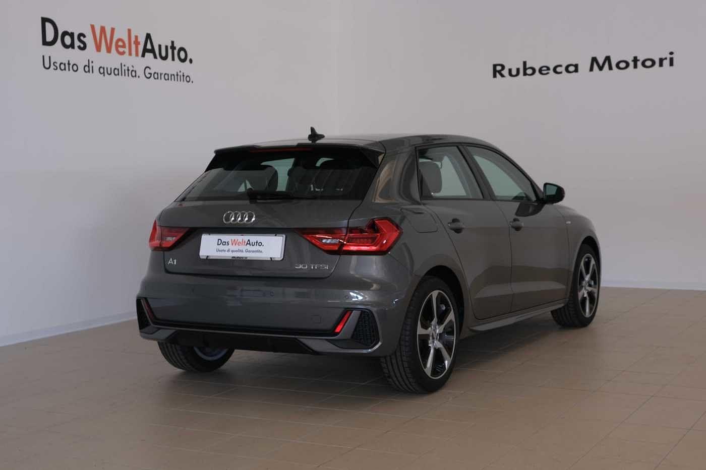 Audi A1 SPB 25 TFSI S line edition